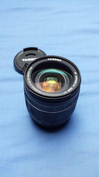 Objetivo Tamron 28-200 para Nikon