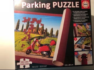 Guarda puzzle (educca)