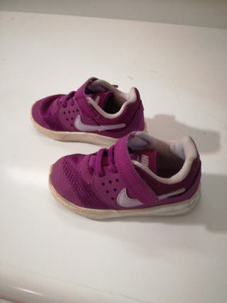 zapatillas niña nike 23