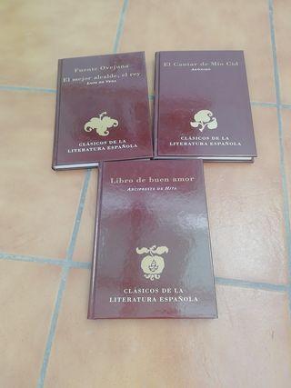 Libros Clásicos Literatura Española
