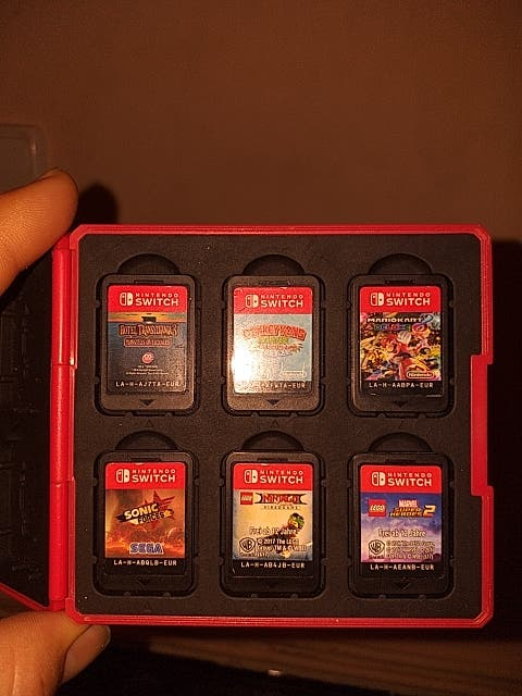 switch juego