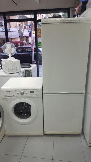 oferta pack nevera + lavadora