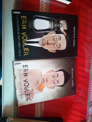 libros Erik vogler