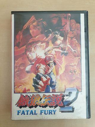 Fatal fury 2 Sega Mega Drive