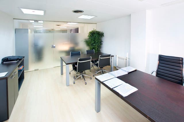 Diseno Muebles Para Oficina.Muebles De Oficina De Diseno De Segunda Mano Por 1 450 En