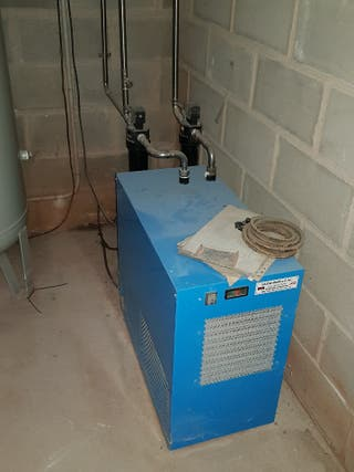 equipo de compresor josval