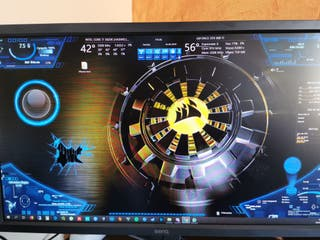 "monitor gaming benq XL2430 de 24"" 144hz"
