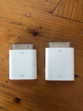 Lector tarjetas para iPad