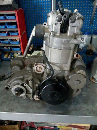 motor Husaberg 600