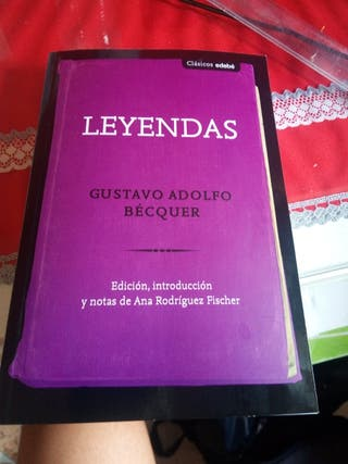 leyendas (Gustavo Adolfo Bécquer)