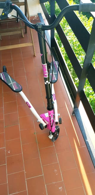 Patinete Tres Ruedas Scooter Trywill