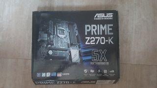 Placa Base Asus Prime Z270-K