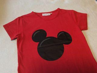 Camiseta Disney T 5-6 años