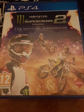 Monster Energy Supercross2