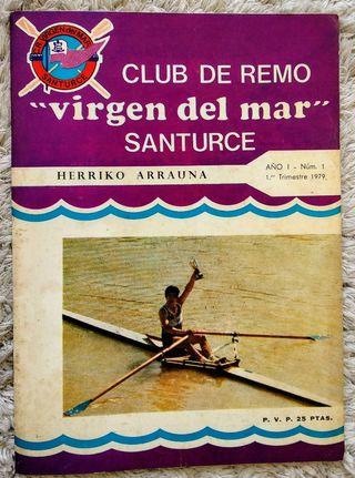 "Club de Remo ""Virgen del Mar"" Santurce."