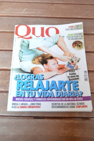 Revistas Quo