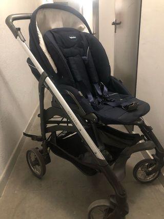 Coche de paseo Inglesina Otutto (capazo y silla)