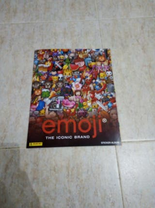 album de cromos emoji completo