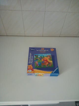 puzzle Winnie the Pooh 3D