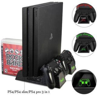 Base con Ventilador PS4 A ESTRENAR!!