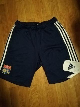 bermuda olímpic Lyon adidas