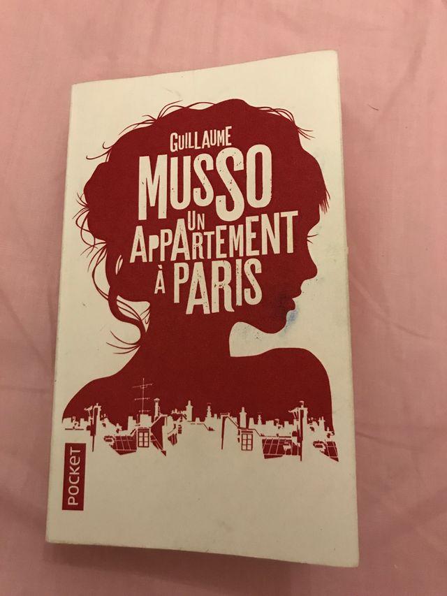 """Roman """"Un appartement à Paris"""""""