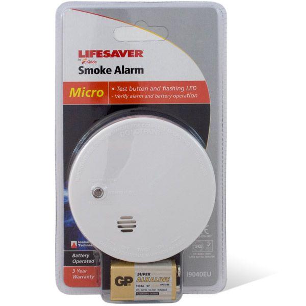 Kidde Lifesaver i9040EU Smoke Alarm