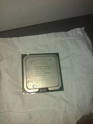 Intel Pentium Dual Core E2180