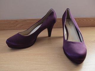 Zapatos tacón LUNHUI nº 38