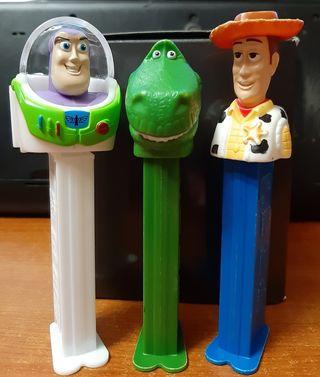 Dispensadores Pez Toy Story