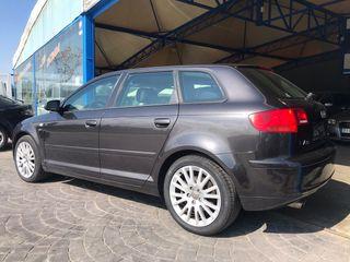 Audi A3 2.0TFSI 200CV QUATTRO