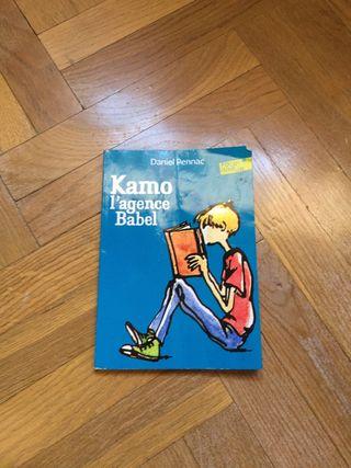 """Libro en francés: """"Kamo l'agence Babel"""""""