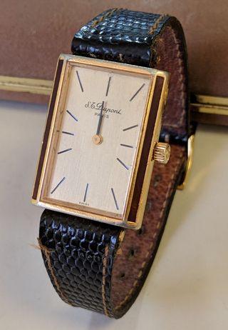 974da7e1b04a Correa Reloj Oro de segunda mano en Valencia en WALLAPOP