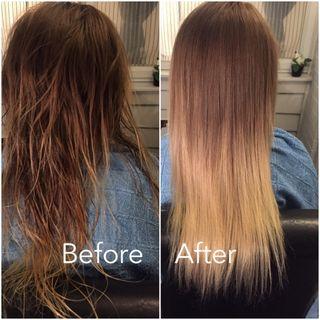 Hair Keratin