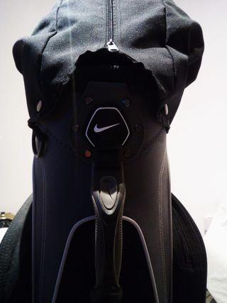 bolsa para palos de golf nike sin usar