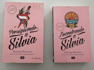 saga encontrando a Silvia