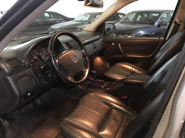 Mercedes-Benz Classe M (163) 2002