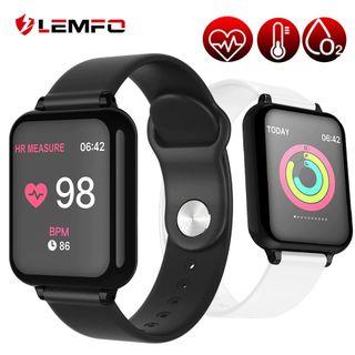 1e19f8fa1a58 RELOJ INTELIGENTE LEMFO B57C. 29 €. RELOJ INTELIGENTE LEMFO B57C. LEMFO  B57C reloj inteligente mujer hombre IP67 impermeable monitor de ritmo  cardíaco ...