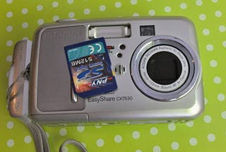 Kodak Easyshare CX 7530 Digital Compact Camera