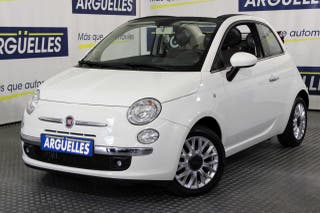 Fiat 500C Lounge 0.9 Turbo TwinAir 85cv
