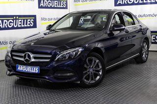Mercedes Clase C d AUT Avantgarde 170cv