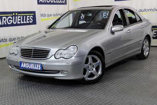 Mercedes Clase C CDI AUT Avantgarde 170cv Muy equipado