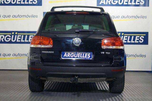 Volkswagen Touareg 3.0 TDI V6 +Motion Tiptronic