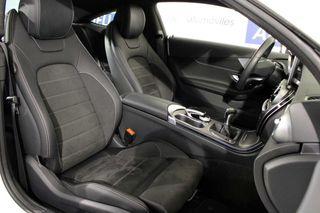 Mercedes Clase C Coupe AMG Line 184cv