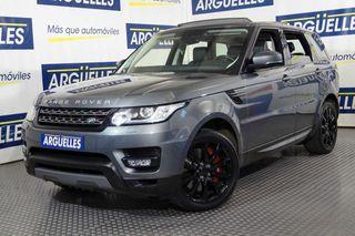 Land-Rover Range Rover Sport SDV6 292cv 7PLAZAS HSE
