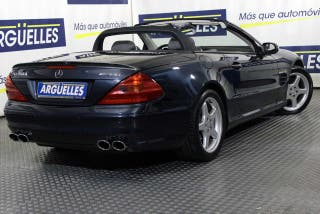 Mercedes SLR Pack AMG 306cv IMPECABLE