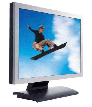 Monitor PC/Mac VGA