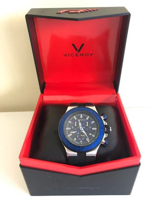 adeef9995b65 Reloj Fernando Alonso de segunda mano en Madrid en WALLAPOP