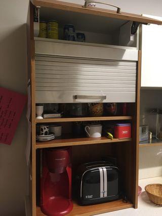 Mueble de cocina con Persiana de segunda mano en WALLAPOP