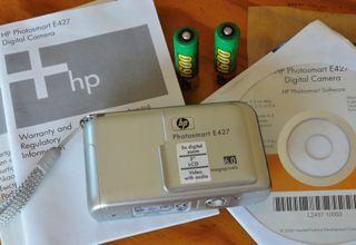 Hewlwtt Packard E 427 Digital compact Camera